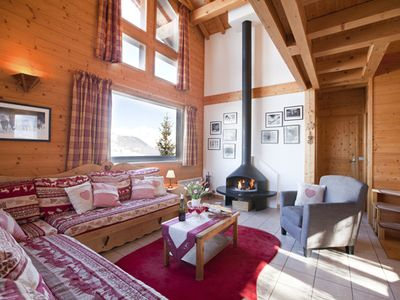 Photo for Chalet Juliet 10 people