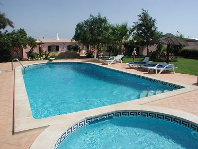 Photo for Apartment on a beautiful plot with pool near the sea