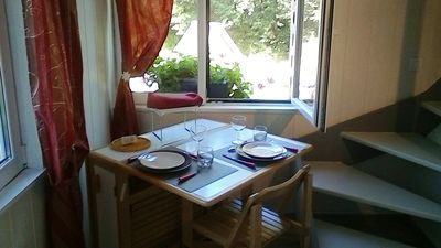 Photo for 1BR Apartment Vacation Rental in Les Authieux Papion