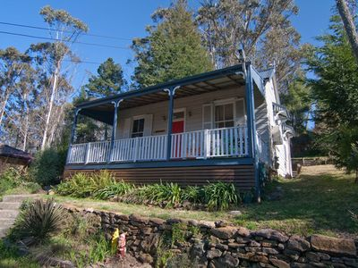 Photo for Piccolo - eclectic historic miner cottage
