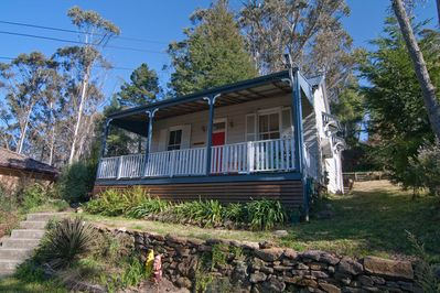 Miner Cottage close to Leura town centre