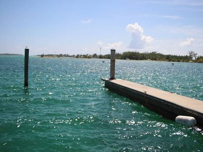Photo for Resorts World Bimini, Tarpon 8 slip - 65Ft