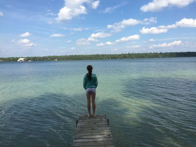 Photo for Green Lake – Listen To Concerts From The End Of Our Private Dock