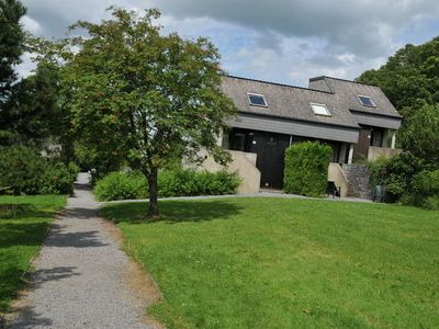 Photo for Functionally furnished bungalow located in the Ourthe Valley