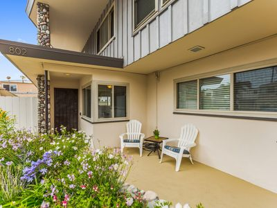Photo for Located steps away from the beautiful Pacific Ocean & serene Mission Bay.