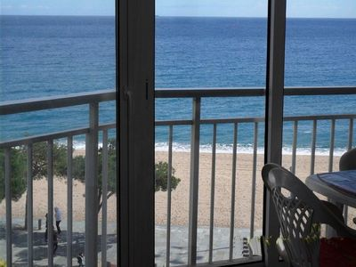 Photo for Apartment Platja d'Aro with the sea view and mountain