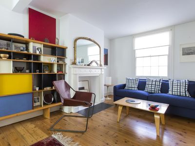 Photo for Roupell Street II - luxury 1 bedrooms serviced apartment - Travel Keys