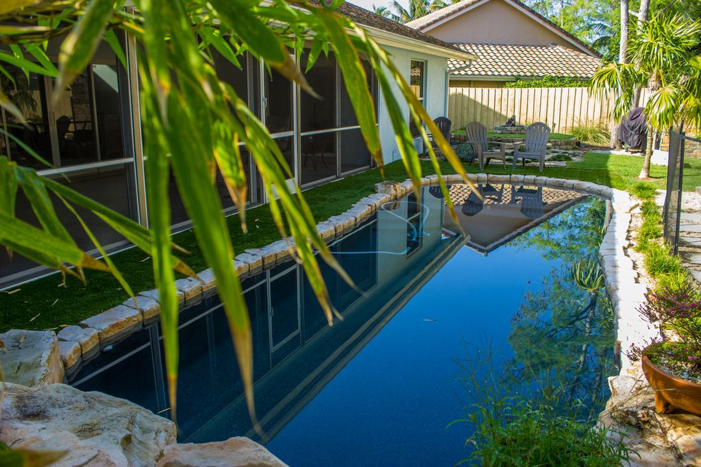 Oasis in the heart of Equestrian country
