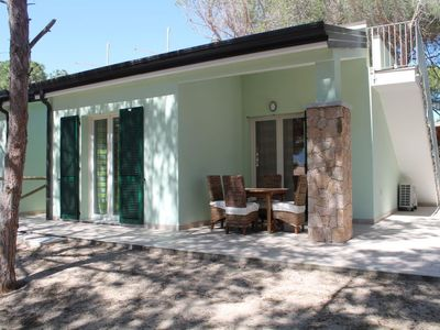 Photo for Vacation home San Pietro Blue in Valledoria - 4 persons, 2 bedrooms