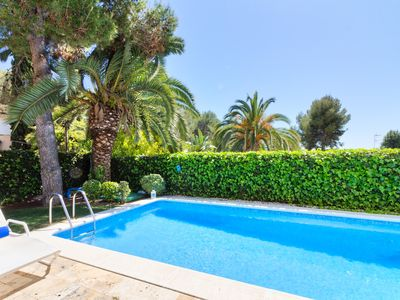Photo for LUXURY HOUSE IN SITGES WITH PRIVATE POOL