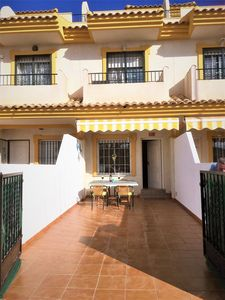 Photo for Absolute Gem! Near beach, shops and with communal pool plus air con and comfort