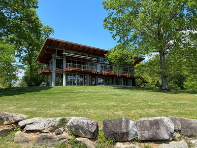 Photo for Innisfree Farm: Stunning & Spectacular Mountain Escape! Close to Hendersonville & Asheville; TIEC...