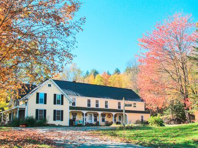 Photo for Charming and Historic Vermont Farmhouse, Feels like home for your group!