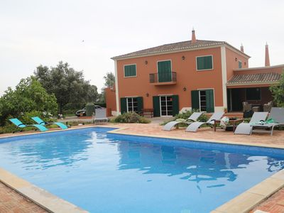 Photo for 4 Bedroom Villa W/ Pool in countryside of Algarve