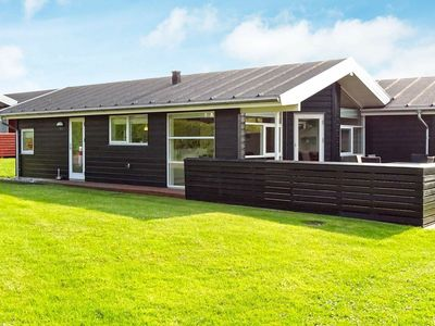 Photo for Modern Holiday Home in Tranekær overlooking lush lawn