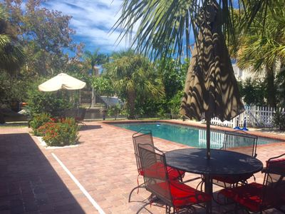 Photo for ***Walk to Beach! 5 min-Canalfront~PrivatePOOL/HotTub
