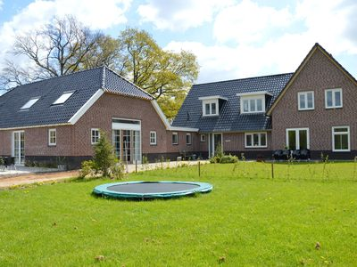 Photo for Holiday home with fantastic view and large terrace in the heart of Achterhoek
