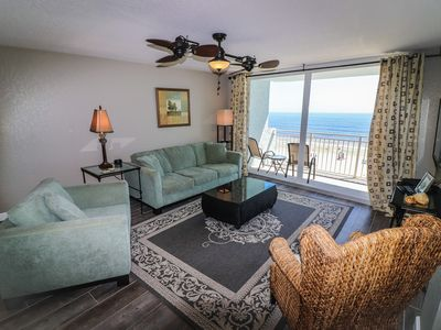 Photo for Beach lovers paradise, just north of Flagler Ave!!! Available Now!!