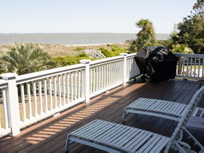 Photo for OCEANFRONT, spacious home, ideal for extended families
