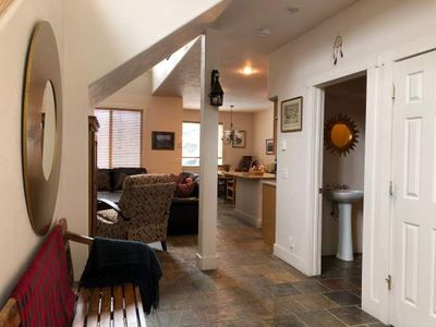 Photo for 3 Story Townhome Perfect for Relaxing After Mountain Adventures