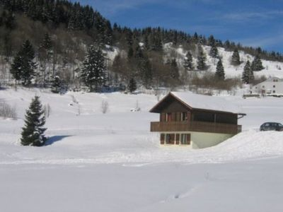 "Photo for Mountain chalet in La Bresse Htes Vosges label ""Family Plus"", Gîte de France"