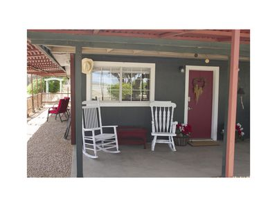 Photo for Cozy 2 BR On 2 Acres With Orchard in Rosamond, CA