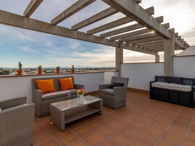 Photo for Apartment Residencia Port Canigó in Roses - 4 persons, 2 bedrooms