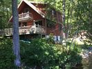 4BR Chalet Vacation Rental in Wakefield, New Hampshire