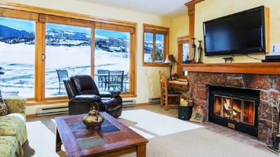 Photo for Snowmass Luxury -- Superb Views, 20% off for Weekly Reservations/2 Mins to Lift