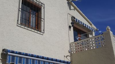Photo for apartment top floor 4 to 5 people, quiet location, sea view casa DOBRADA
