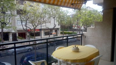 Photo for Charming, great location, central and next to the beach of Regueral.