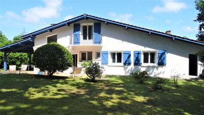 Photo for Villa 8 people Anglet near Biarritz with garden 2000 m2