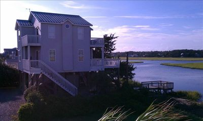 Single family home - 200 yards from beach - located on intercoastal canal