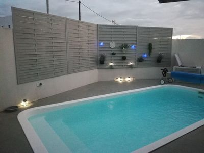 Photo for Magnificent Villa with pool in Trou aux Biches