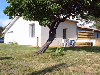 Photo for Holiday House in Medoc between Soulac and Montalivet. Near the Ocean