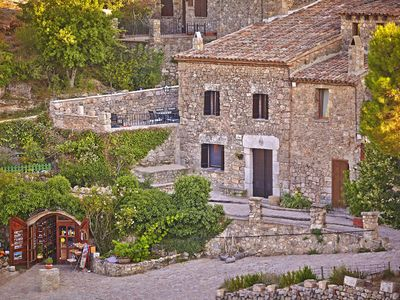 Photo for Unique property in Siurana with unbeatable views of the Prades Mountains,