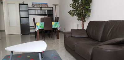 Photo for Port Garibaldi 3rooms 65 m2 with free parking on site