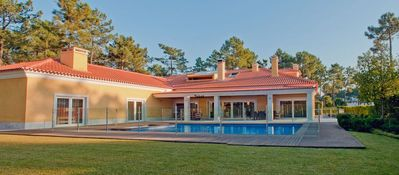 Photo for Villa Caparica - A Beautiful 6 Bedroom Villa - Gated Pool – Pool Table