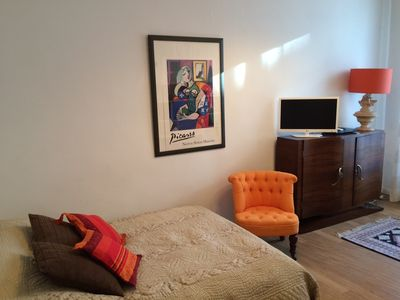 Photo for Apartment in the heart of Marseille, near the beaches and the Old Port