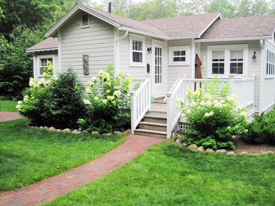 Photo for Harbor Springs Cottage in the Woods. Just minutes to downtown Harbor Springs