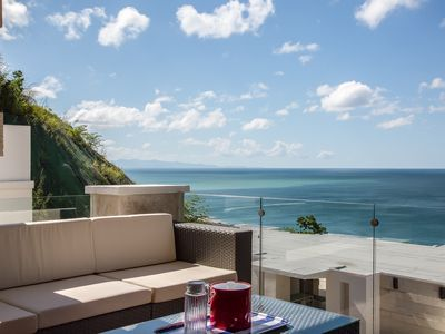 Photo for Epic ocean views from our perch above the town of San Juan del Sur!