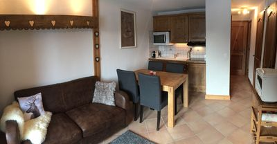 Photo for Apt 2 bedrooms - Forest of Rennes 2 Warm and cozy
