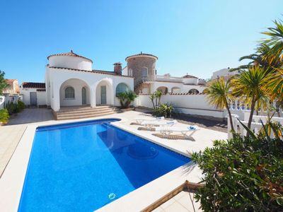 Photo for Vacation home Francoli in Empuriabrava - 6 persons, 3 bedrooms