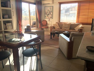 Photo for BEAUTIFUL 85SQM APARTMENT WITH TERRACE - OLD TOWN