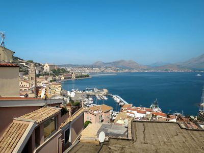 Photo for 2 bedroom Villa, sleeps 7 with Air Con, FREE WiFi and Walk to Beach & Shops