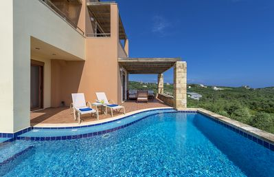 Photo for A new built villa with private pool, located in a peaceful area