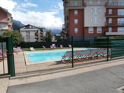 Photo for 2 bedroom Apartment, sleeps 6 in Saint-Gervais-les-Bains with Pool