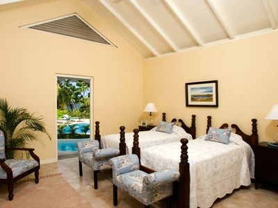 Photo for BEACH CLUB! CHEF! BUTLER! POOL! ELEGANT LUXURY!Pimento Hill, Montego Bay 5BR