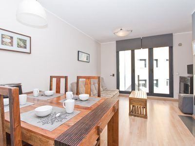 Photo for Floc 25 apartment in Canillo with WiFi, private parking & lift.