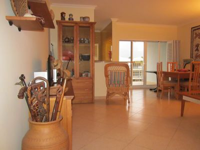 Photo for 1 bedroom apartment with pool and near the beach